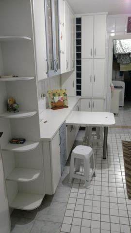 A. Excelente apartamento 3 dormitórios 110 metros av cidade jardim - Foto 9