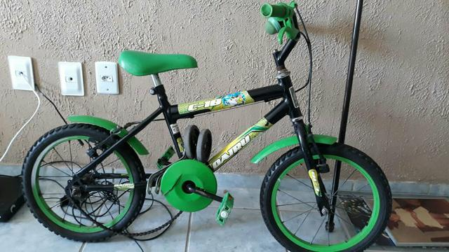 Vendo essa bicicleta seminova