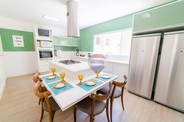 Mansões itaipu vendo linda casa 4 suites, 600m² lote 2500m² - Foto 16