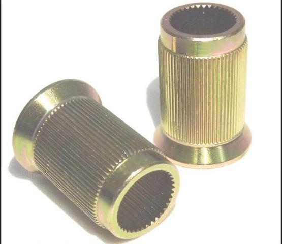 Redutor de cabo 70mm p/ 35 ou 25mm, bucha add volante GM - Foto 2