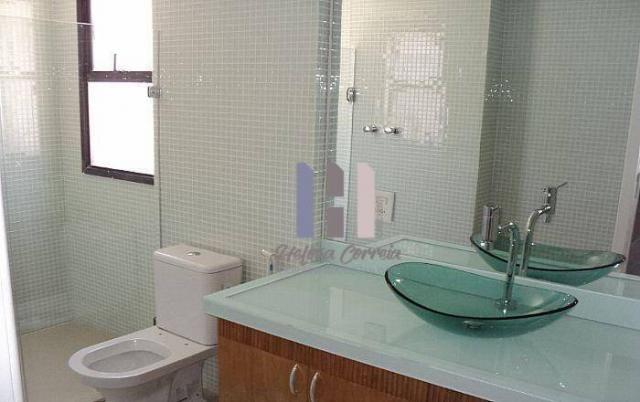 Apartamento com 4 dormitórios para alugar, 208 m² por r$ 4.500,00 - petrópolis - natal/rn - Foto 19