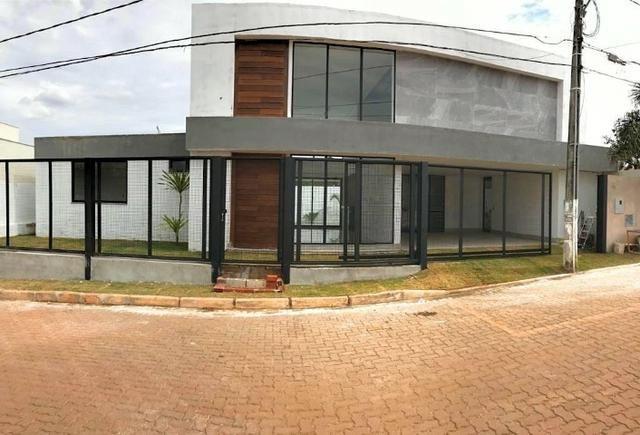 Excelente casa moderna de alto padrão em rua 05 Vicente Pires - Foto 2
