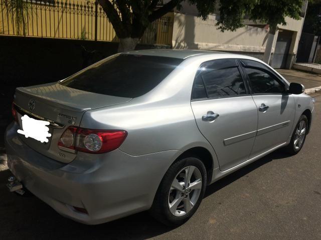 Corolla XEI 2012 2.0 com GNV