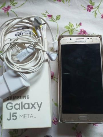 Celular Samsung J5 metal 16 gb - Foto 3