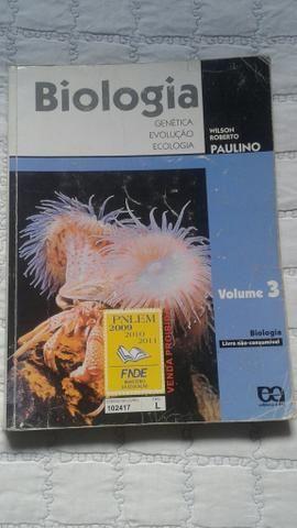 Livros de Biologia - Foto 2