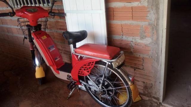 Bicicleta eletrica - Foto 2
