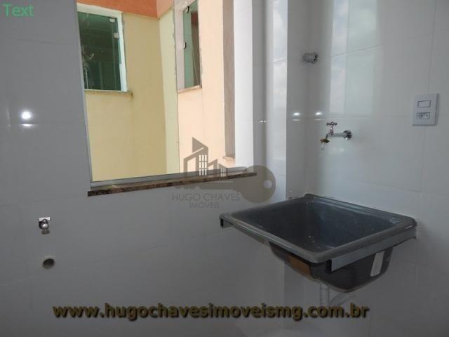 Apartamento à venda com 3 dormitórios em Santa matilde, Conselheiro lafaiete cod:2109 - Foto 13