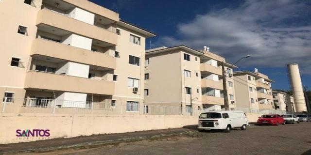 Apartamento à venda com 2 dormitórios em Areias, São josé cod:1186