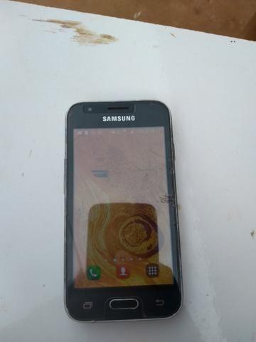 Vendo esse celular j1 mini chama no WhatsApp * - Foto 2