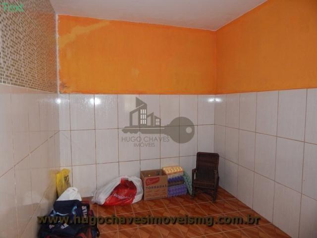 Casa à venda com 3 dormitórios em São joão, Conselheiro lafaiete cod:1136 - Foto 3