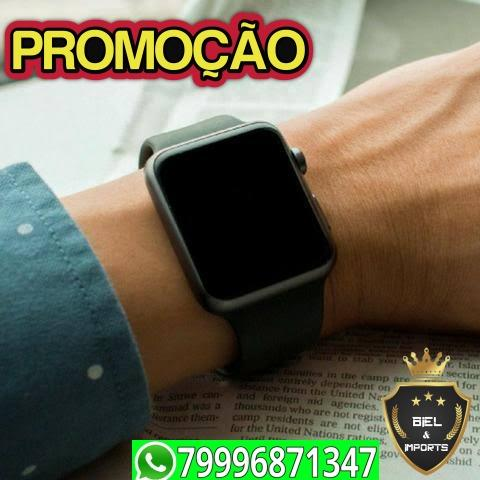 Relógio Telefone Smartwatch A1 (Android & IPhone) Promoçao