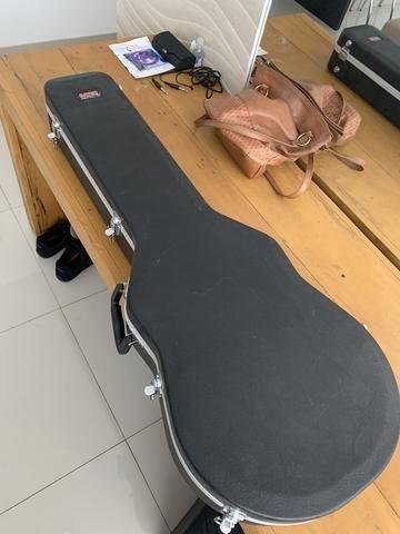 Guitarra Gibson com nota fiscal - Foto 5