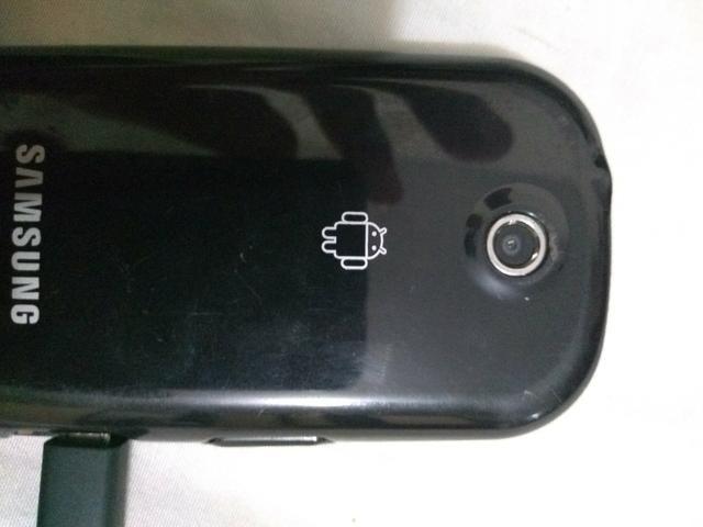 Celular Samsung Galaxy funcionando perfeitamente - Foto 2
