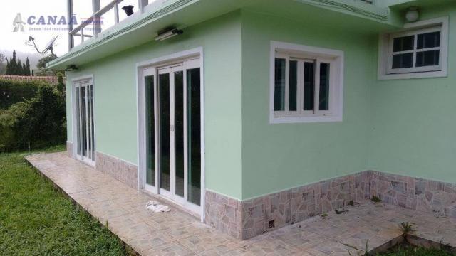 Casa com 4 dormitórios à venda, 220 m² por r$ 390.000,00 - ressaca - itapecerica da serra/ - Foto 8