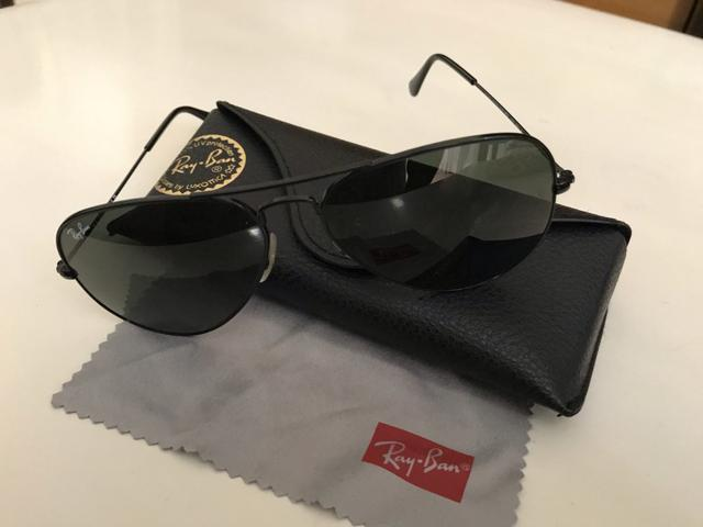 Óculos De Sol Ray Ban Rb3025 Aviador Original - Bijouterias ... a4acbd2232
