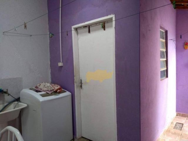 Casa à venda, 180 m² por R$ 300.000,00 - Parque Mãe Preta - Rio Claro/SP - Foto 12