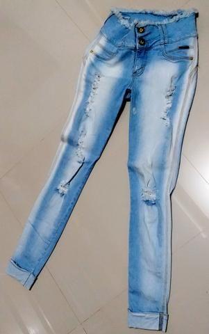 c568458568 Short jeans Ellus - Roupas e calçados - Aeroporto Velho