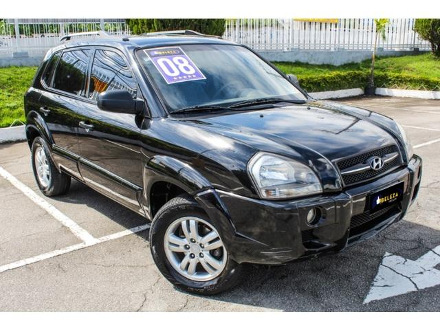 Hyundai Tucson Hyundai Tucson 2.0 mpfi gls 16v 143cv 2wd gasolina 4p automático