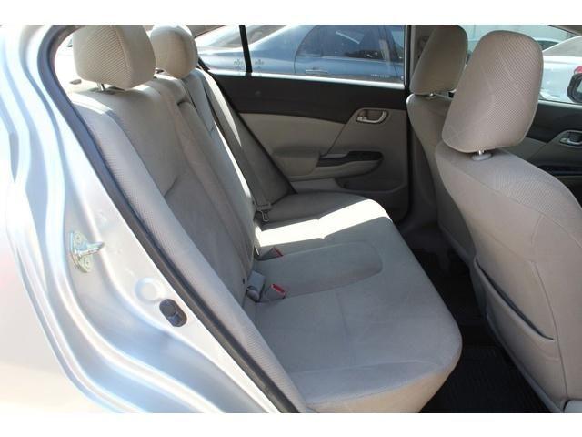 Honda Civic Honda Civic 1.8 lxs 16v flex 4p automático - Foto 9
