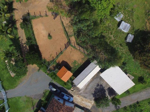 Fazenda 159,72 hectares - Leopoldina/MG;