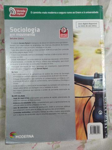 Livro de Sociologia - Ensino Médio (volume único) - Foto 5