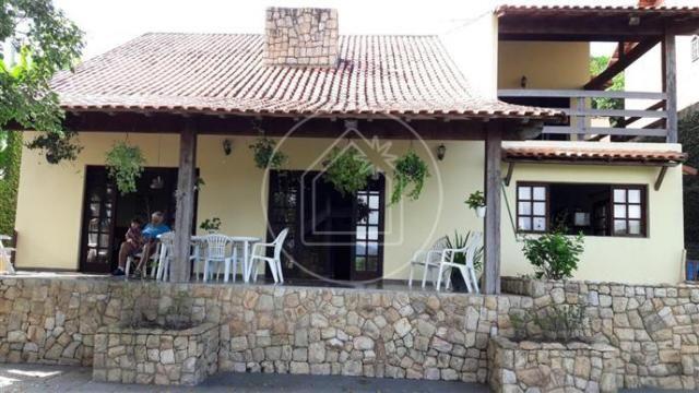 Casa à venda com 3 dormitórios em Araçatiba, Maricá cod:886085 - Foto 15