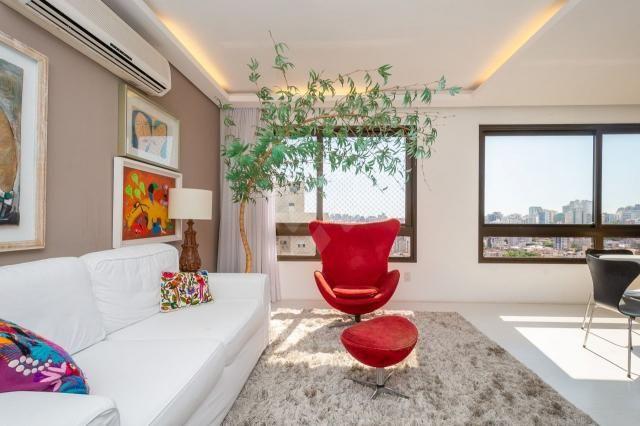 Apartamento à venda com 3 dormitórios em Rio branco, Porto alegre cod:37212 - Foto 10