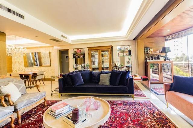 Apartamento à venda com 3 dormitórios em Rio branco, Porto alegre cod:500606 - Foto 3