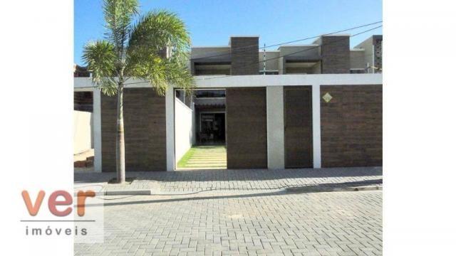 Casa à venda, 146 m² por R$ 404.000,00 - Centro - Eusébio/CE - Foto 4