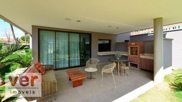 Casa à venda, 236 m² por R$ 985.000,00 - Eusébio - Fortaleza/CE - Foto 12