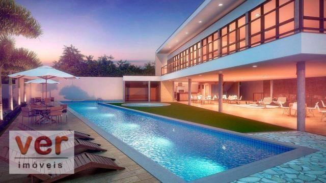 Casa à venda, 236 m² por R$ 985.000,00 - Eusébio - Fortaleza/CE - Foto 9