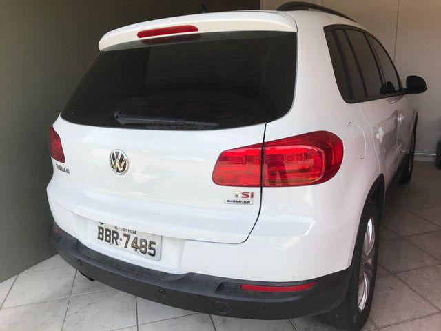VW Tiguan 1.4 TSI c/ Teto Panorâmico e couro