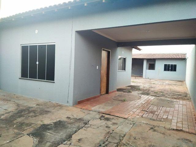 Excelente Casa Com 2 Quartos + Salão a Venda no Bairro Monte Castelo - R$ 315mil - Foto 16