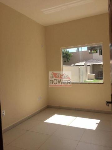 Casa com 3 dormitórios à venda, 70 m² por R$ 349.000,00 - Jardim Atlântico Central (Itaipu - Foto 7