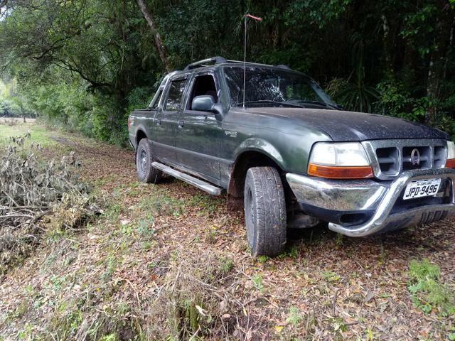 Ford Ranger 4x4 Diesel - Foto 5