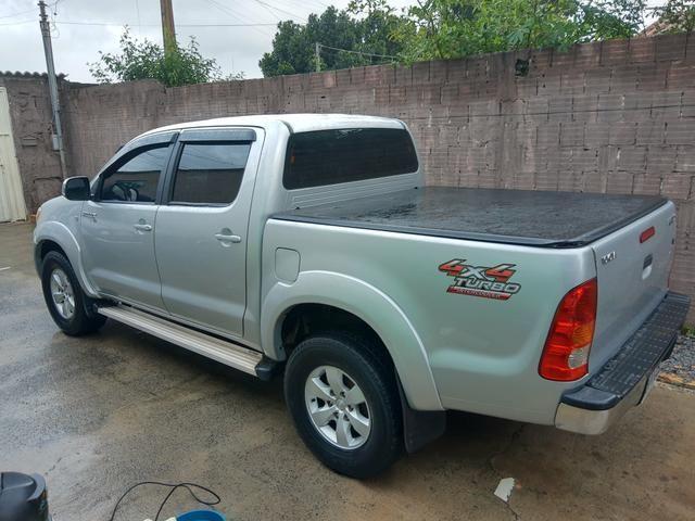 Toyota Hilux 2.5 turbo 4x4 diesel