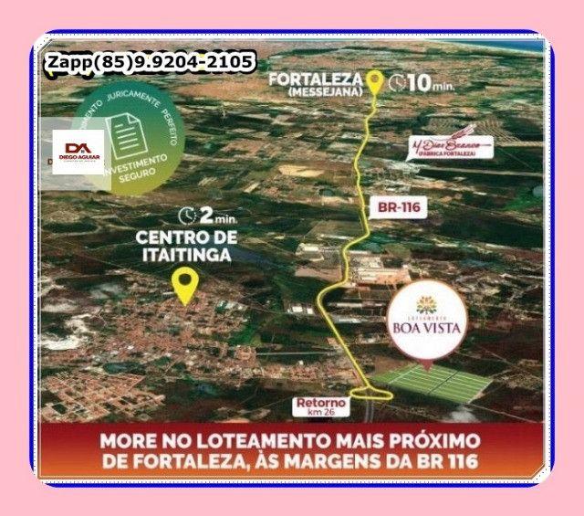 Itaitinga Loteamento ::: Faça uma visita:::