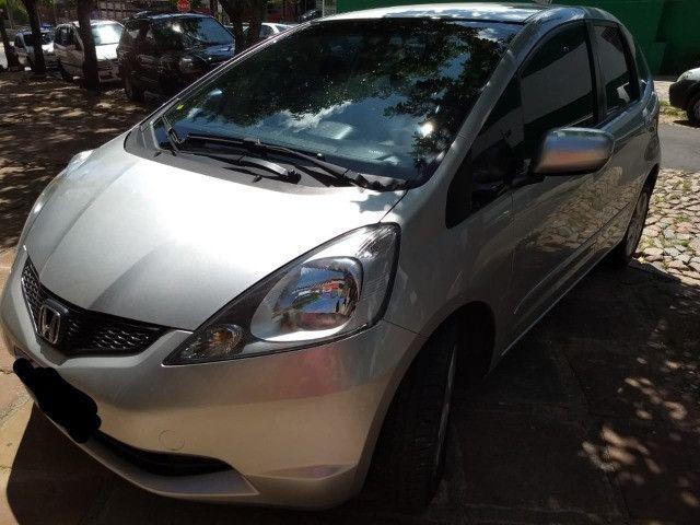 Honda Fit LX automático 2010 R$ 26.990,00 - Foto 4