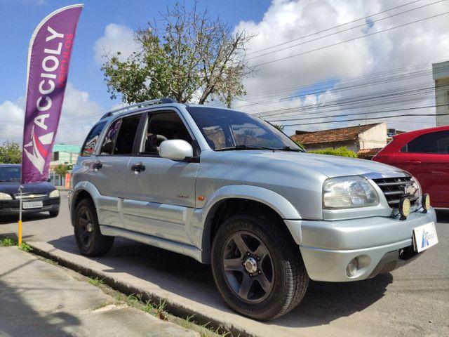 M-Chevrolet Tracker 4X4 (com ou sem entrada + saldo em até 60X) - Foto 2
