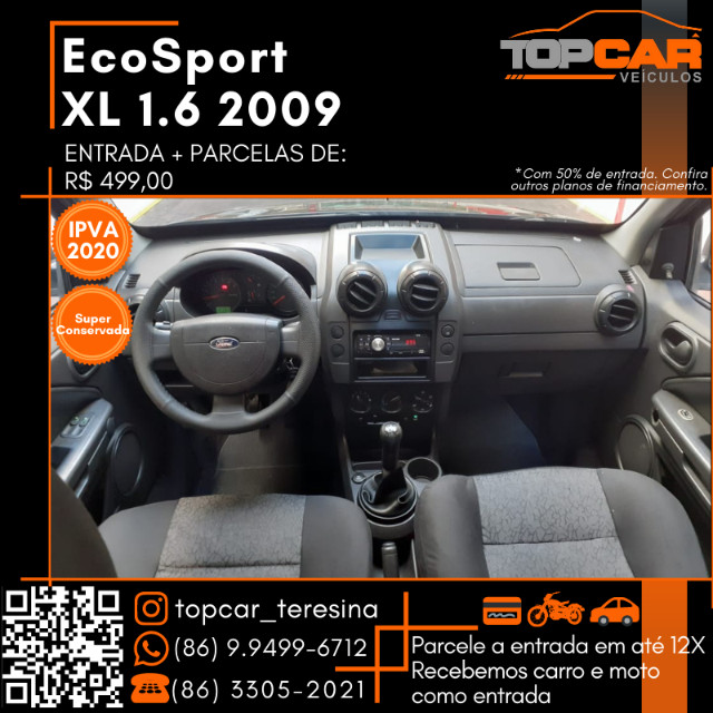 EcoSport XL 1.6 2009 - Foto 5