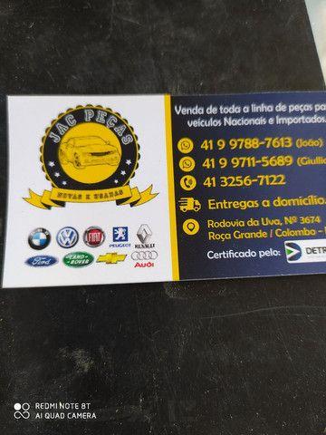 Motor Parcial Tiguan Tsi 2013 2.0 200cv Baixado Com Nota  - Foto 4