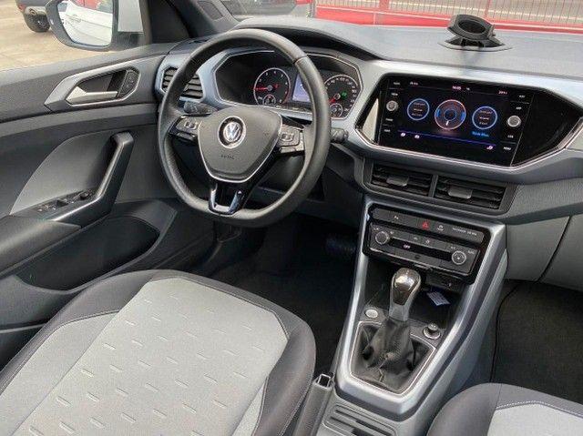 VW T-Cross comfortline Pacote premium 2020 - Foto 13