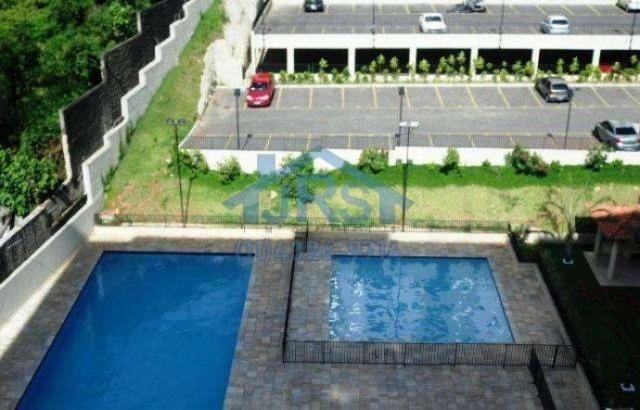 Apartamento com 2 dormitórios à venda, 49 m² por R$ 285.000,00 - Vila Mercês - Carapicuíba - Foto 3