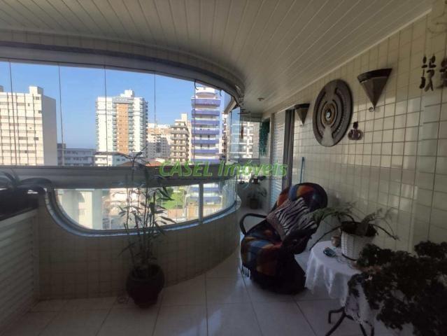 Apartamento à venda com 2 dormitórios em Guilhermina, Praia grande cod:804126 - Foto 16