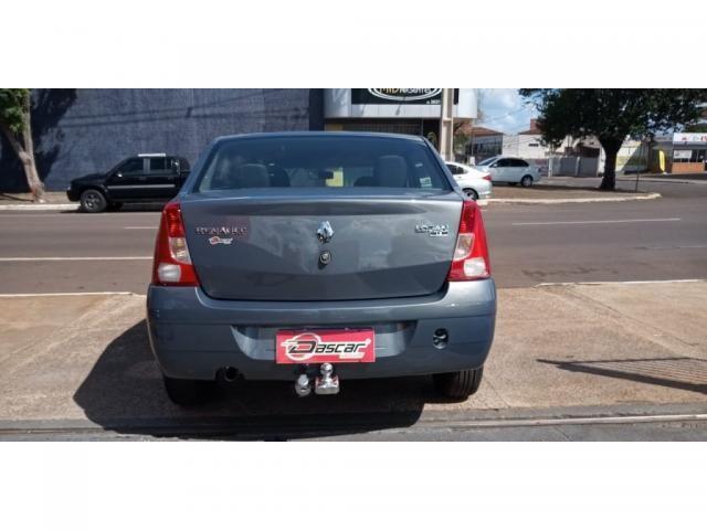 Renault Logan Expression Hi-Flex 1.6 8V 4P - Foto 6