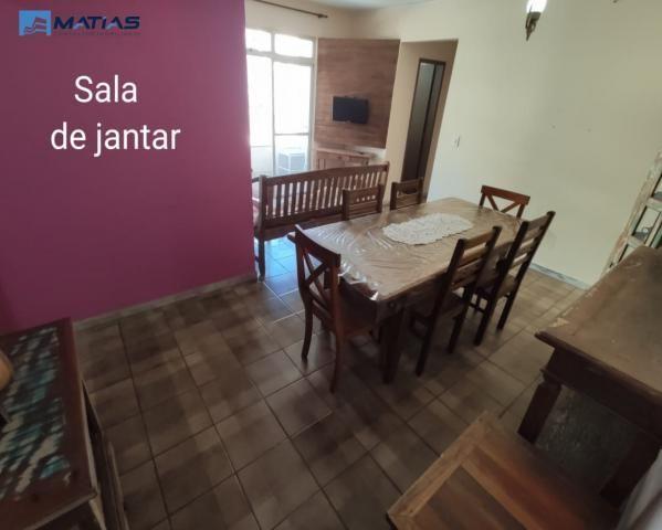 Apartamento de 2 quartos para TEMPORADA na Praia do Morro Guarapari - ES - Foto 3