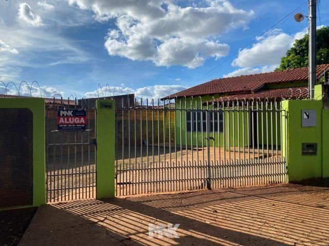 Casa para aluguel, 3 quartos, 1 suíte, 5 vagas, Jardim Jockey Club - Campo Grande/MS