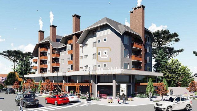 Apartamento com 2 dormitórios à venda, 124 m² por R$ 560.000,00 - Centro - Canela/RS - Foto 8