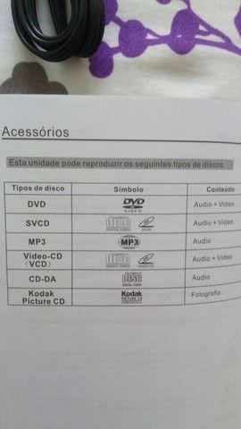 DVD E KARAOKÊ KNUP - NOVO POUCO USO - Foto 4