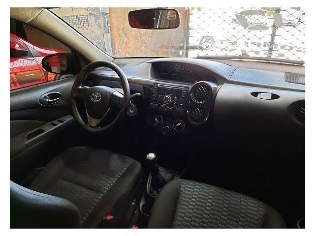 Toyota Etios 2015 1.5 x sedan 16v flex 4p manual - Foto 8